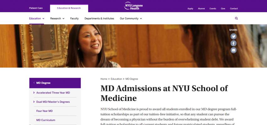 nyu medical school