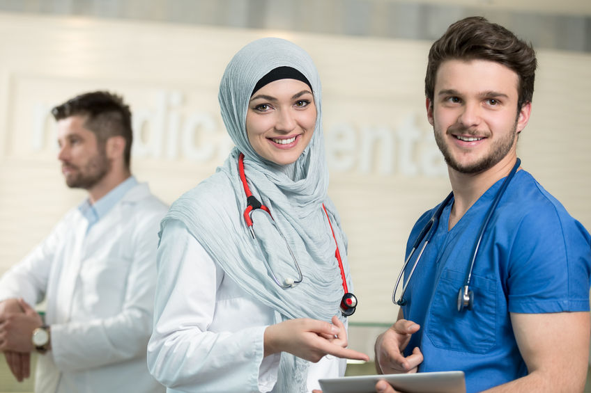 Saudi Medical Students