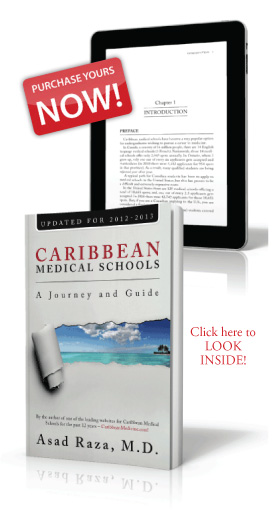 Image of Caribbean Medical Schools a Journey and Guide